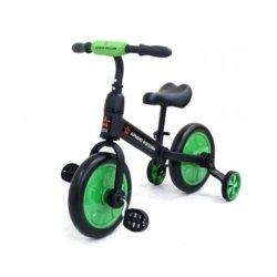 Детский беговел/велосипед ''Тактический'' - АР-03002 (для детей от 1 до 4 лет, резиновые колеса)