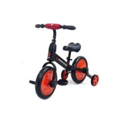 Детский беговел/велосипед ''Тактический'' - АР-03001 (для детей от 1 до 4 лет, резиновые колеса)